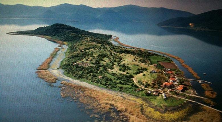 AgiosAchillios island